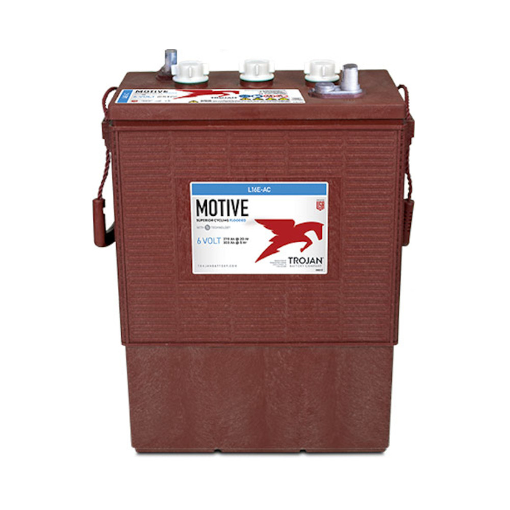 Trojan L16EAC 6 Volt Deep Cycle Battery
