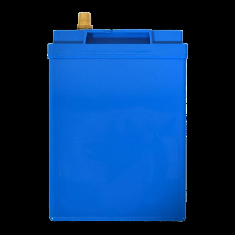 Fullriver DC224-6 6 Volt Deep Cycle AGM Battery Side