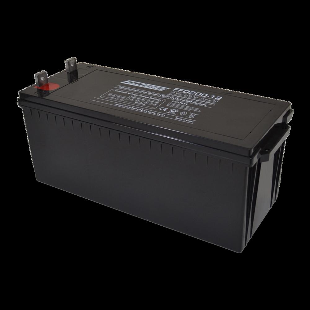 Fullriver FFD200-12 12 Volt Lead Acid AGM Battery