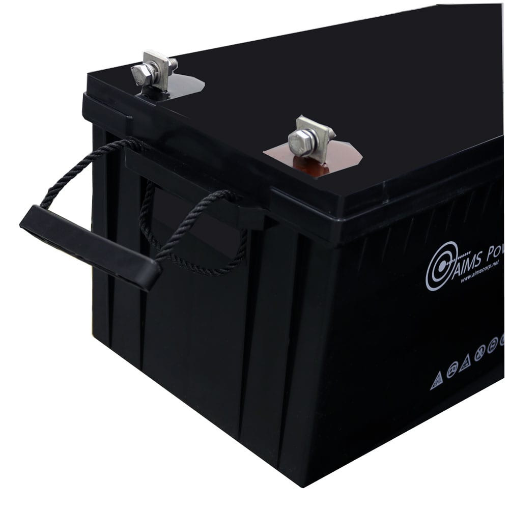 12 Volt 200 AH AGM Battery with Handle