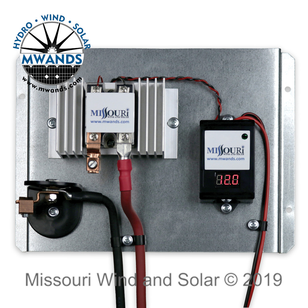 70 Amp 12 Volt PWM Solar Charge Controller