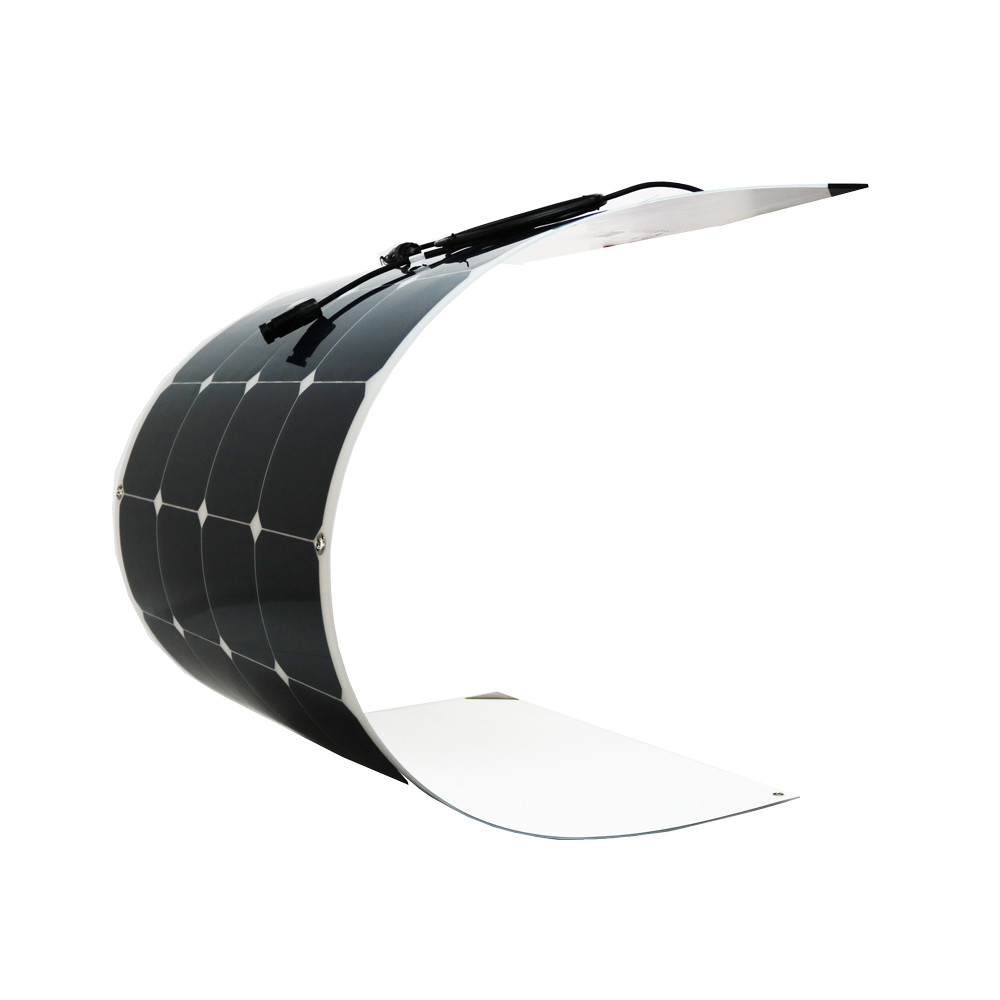 130 Watt Flexible Solar Panel Bendable