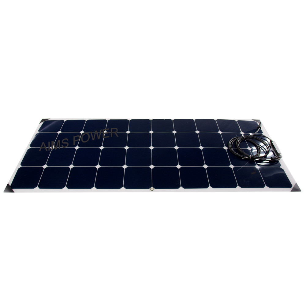 Flexible Solar Panel with MC4 Cables