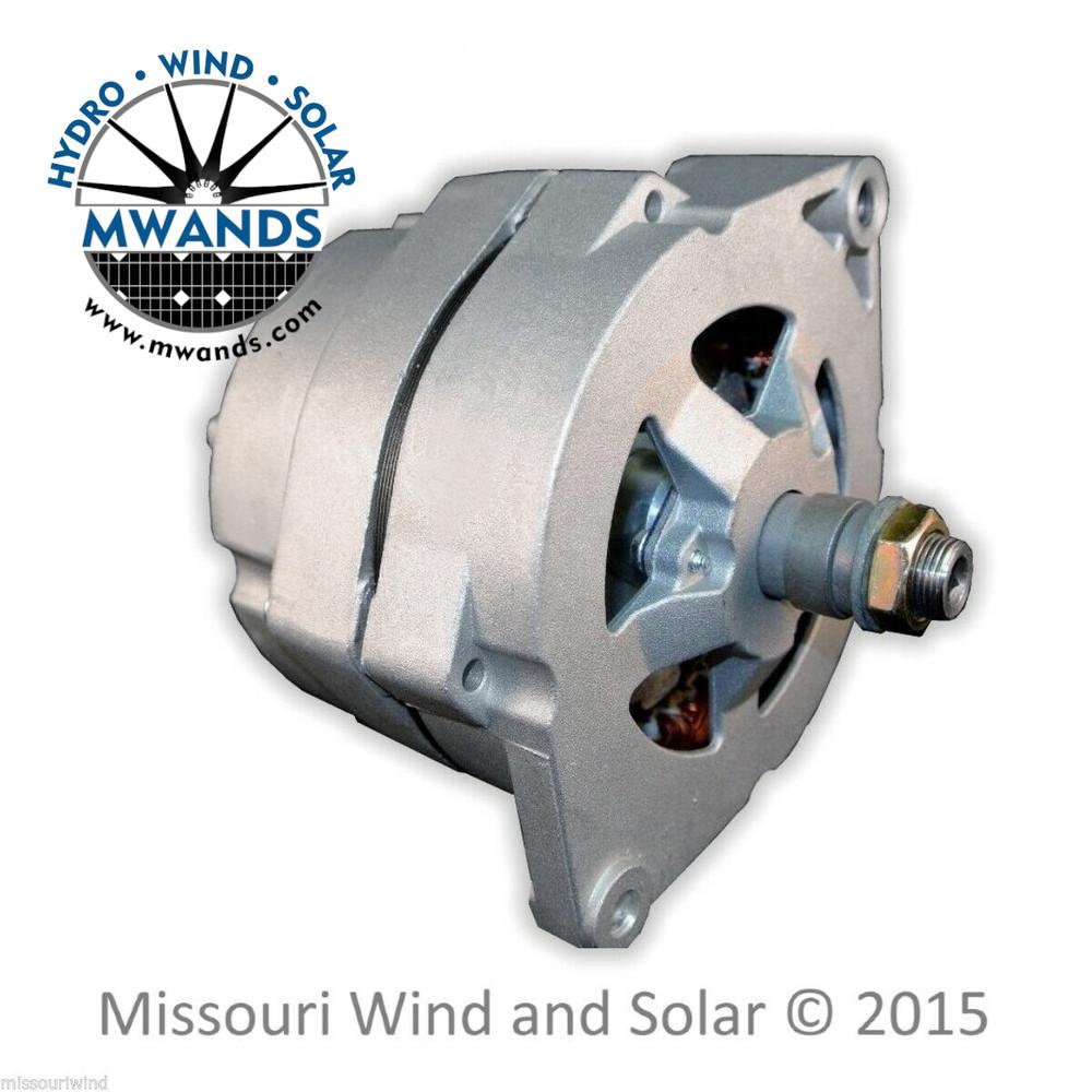 7 Magnet DC Output Wind Turbine PMA