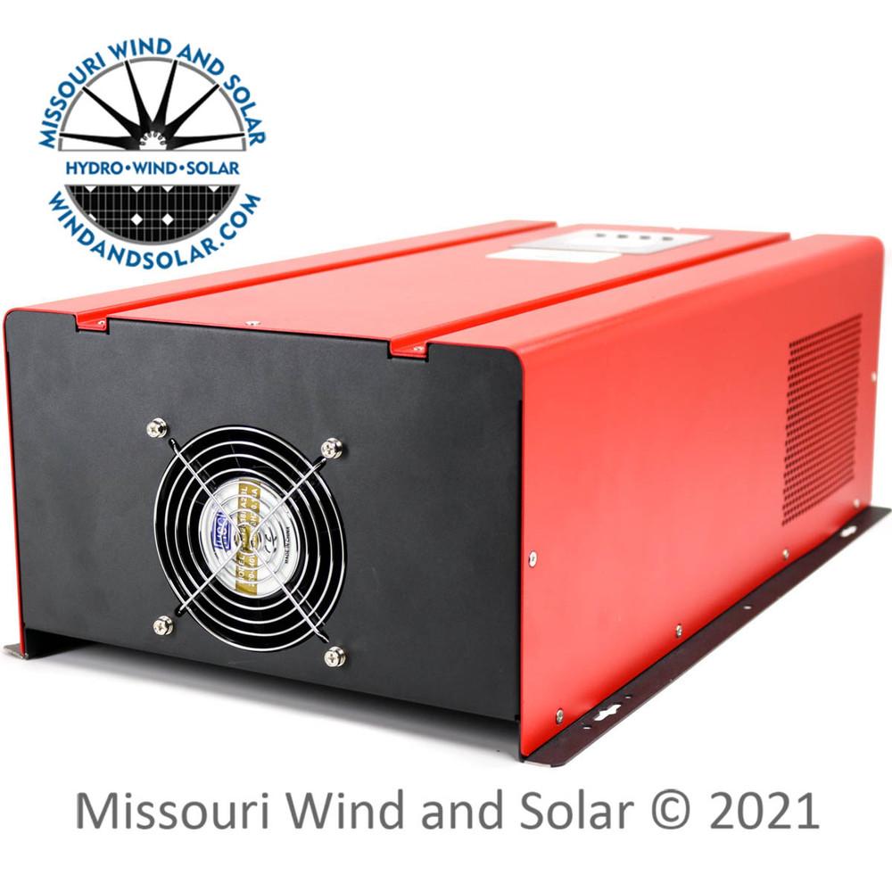SkyMax Stratus 24 Volt 4000 Watts Side