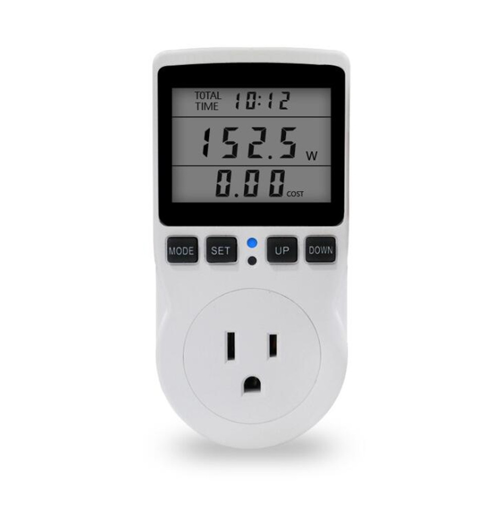 Digital Power Meter with Alarm