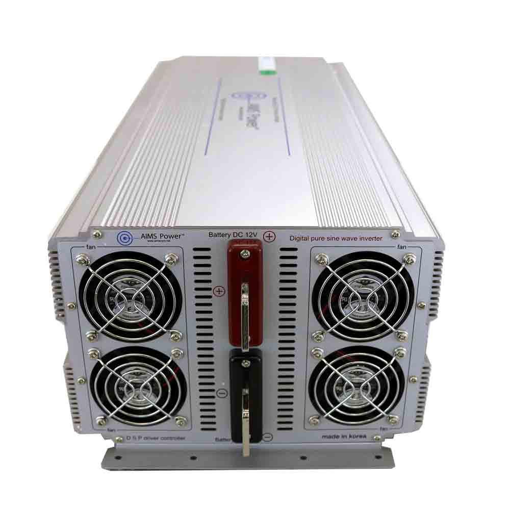 5000 Watt Pure Sine Inverter DC Input