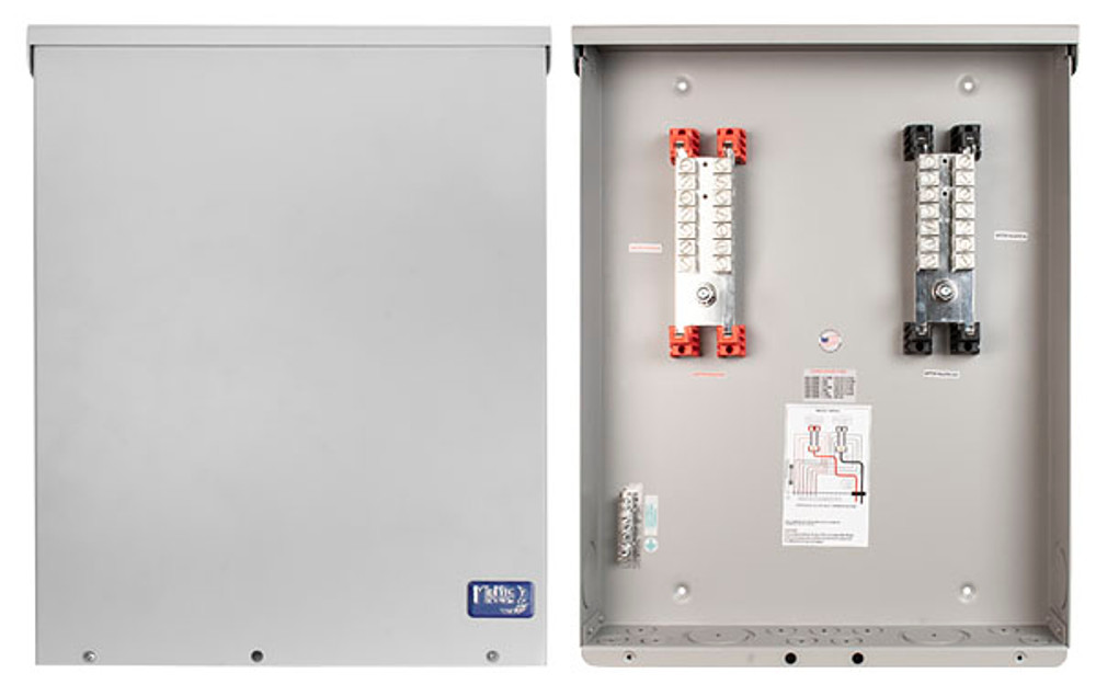 Lithium Battery Combiner Box