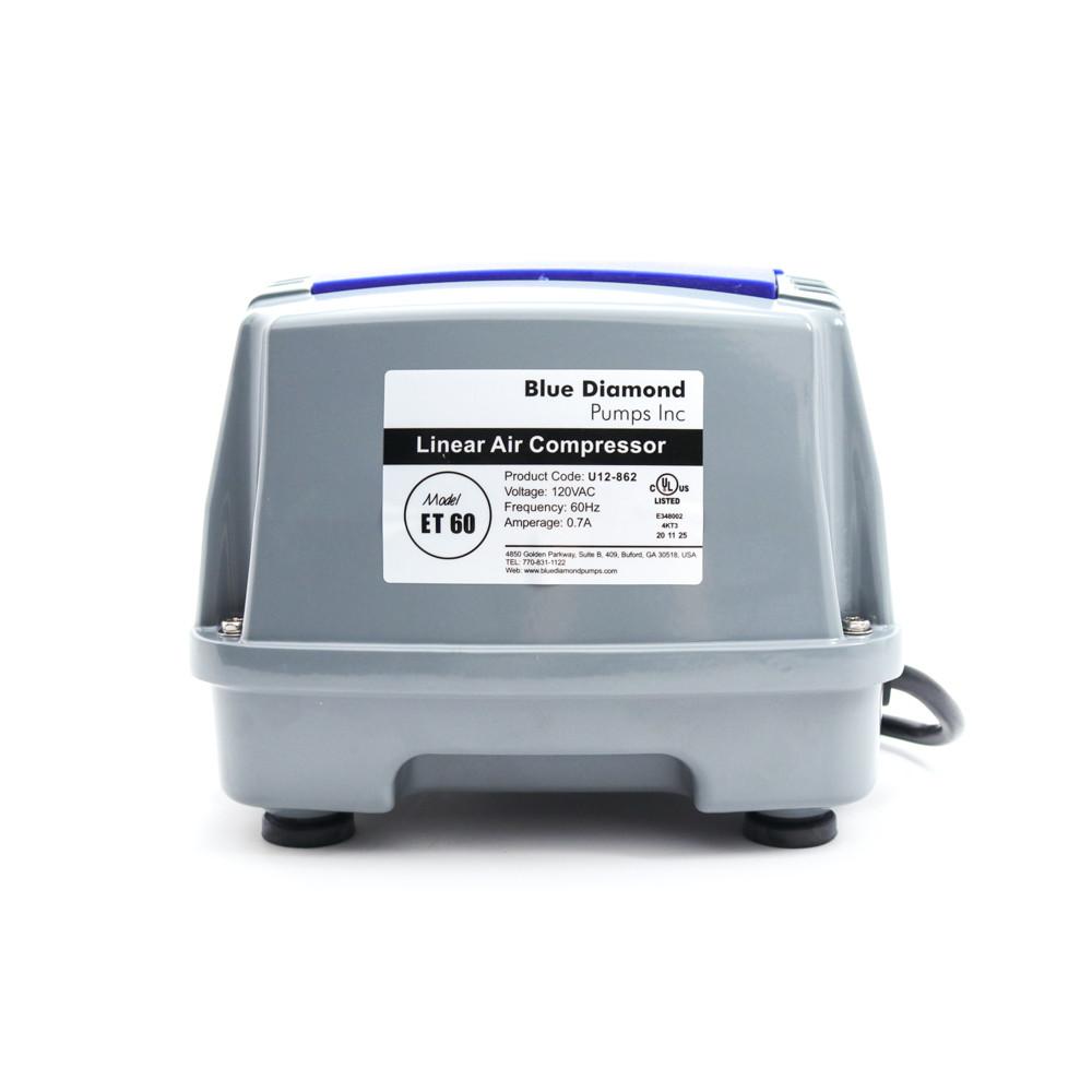 ET60 Pump Front