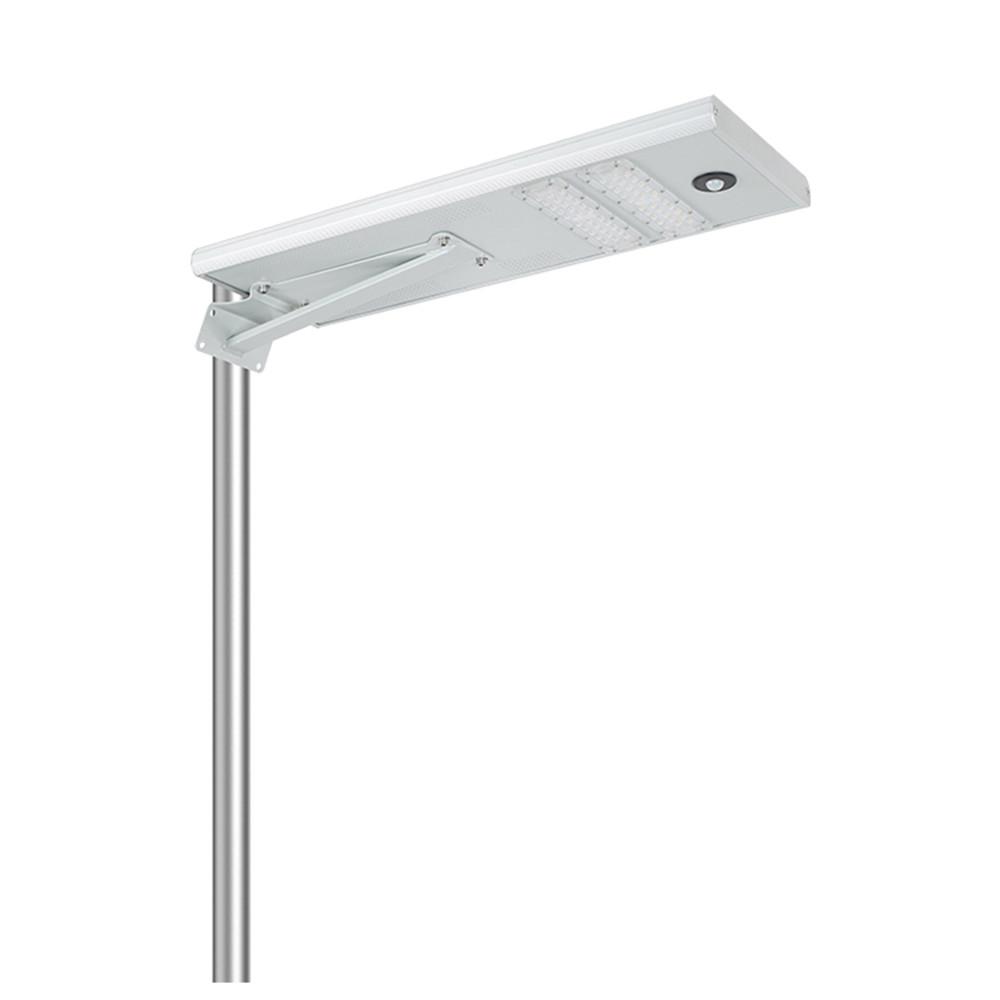 LED Solar Street Light Aluminum Pole