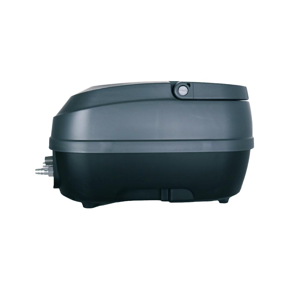 CP120 120 Liter Air Pump Side