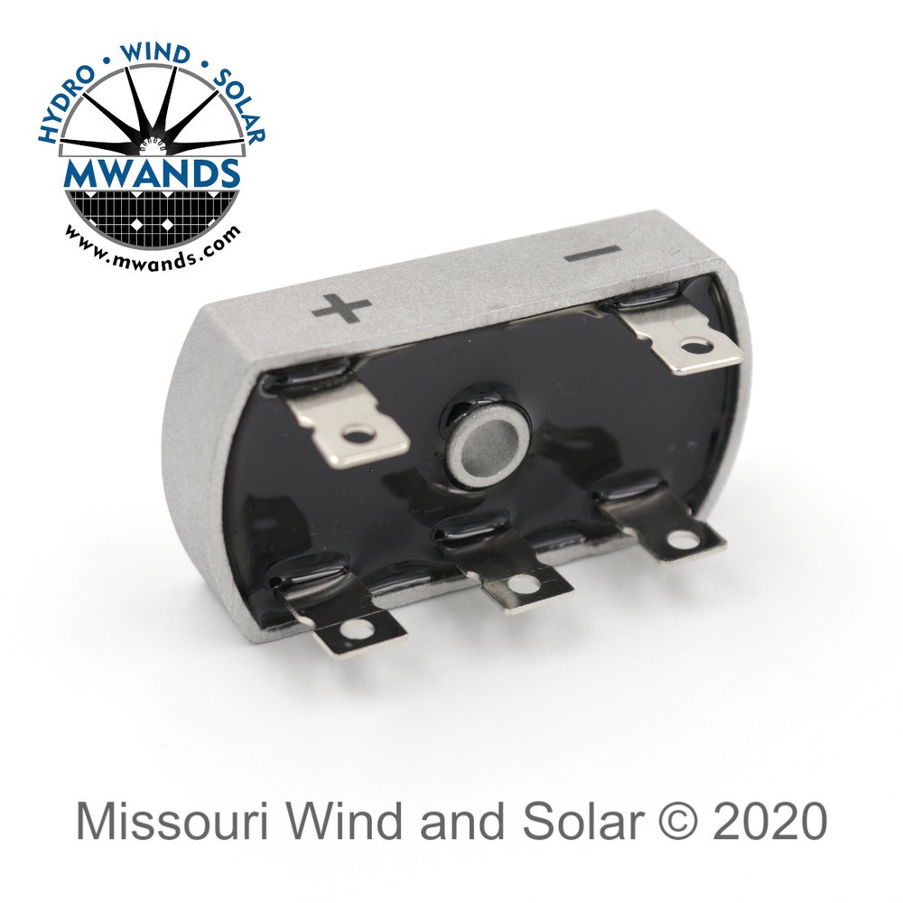 50 Amp 1000 Volt Rectifier Permanent Magnet Generators