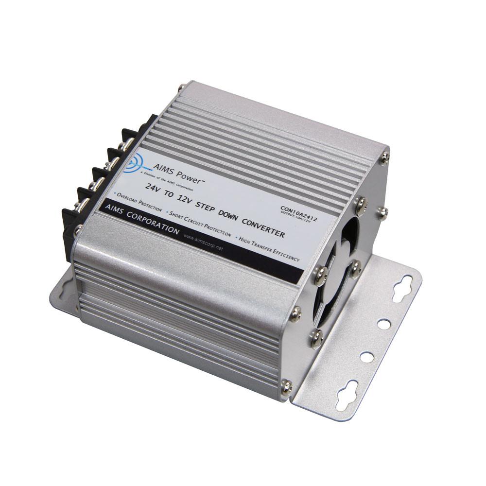 CON10A2412 10 Amp 24 Volt to 12 Volt Converter