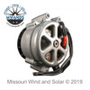 1600 Watt Freedom Hydro PMG with Fan and Pulley