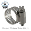 1/2 Inch to 29/32 Inch Hose Clamp