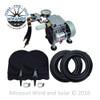 Matala 1/4 HP Air Pump & Pond Aeration Kit