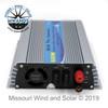 500 Watt Pure Sine Solar Grid Tie Micro Inverter DC Inputs