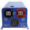 UL Listed 600 Watt 12VDC Pure Sine Inverter Charger DC Side