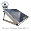 Fully Adjustable Solar Panel Mount