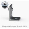UniRac SolarMount Serrated L-Feet