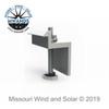 UniRac SolarMount End Clamps