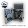 Digital 150 Amp 12/24/48V Wind & Solar PWM Charge Controller