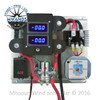 W200 Hybrid Dual Amp Meter All In One Wind and Solar Charge Controller
