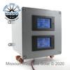 Dual LCD Panel Meter