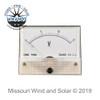 15 Volt Analog Style DC Meter