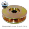 60 mm Single Pulley for Hydro Power