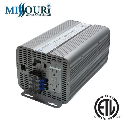 2000 Watt 12 Volt Modified Power Inverter - UL Listed