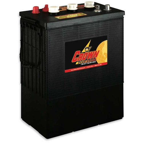 Crown L16 390AH 6-Volt Deep Cycle Battery