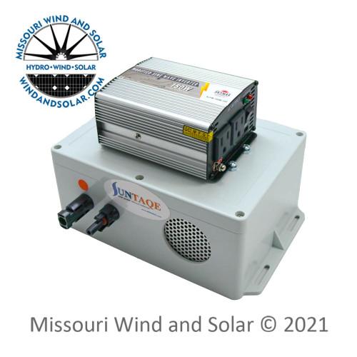 Suntaqe 150 Watt 12 Volt DC to AC Converter