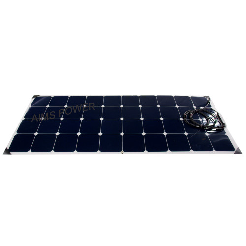 130 Watt Flexible Solar Panel