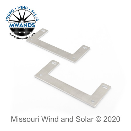 Long Bridge Aluminum Resistor Bar
