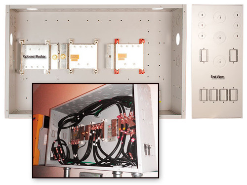 MidNite Solar 1000 Amp Battery Combiner Box