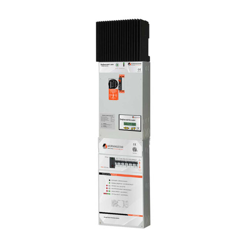 Morningstar TriStar 600 Volt 60 Amp MPPT Solar Charge Controller With Transfer Switch and GFPD