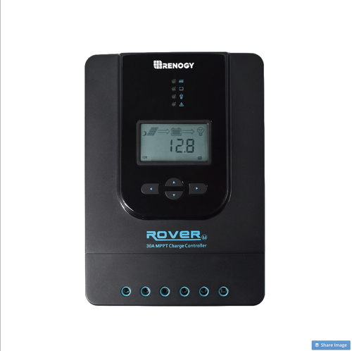 ROVER LI 30 AMP MPPT SOLAR CHARGE CONTROLLER