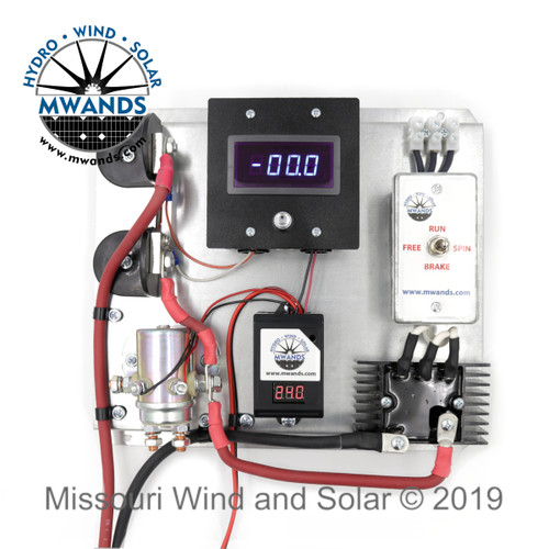 A400 Digital Wind and Solar Charge Controller
