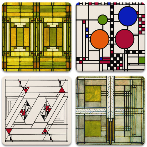 Frank Lloyd Wright® Art Glass Designs