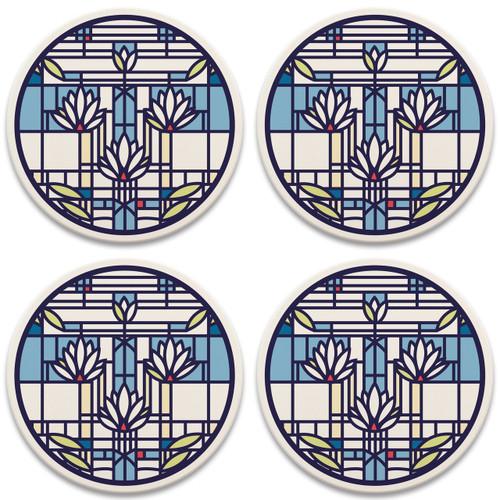 Frank Lloyd Wright® Waterlilies