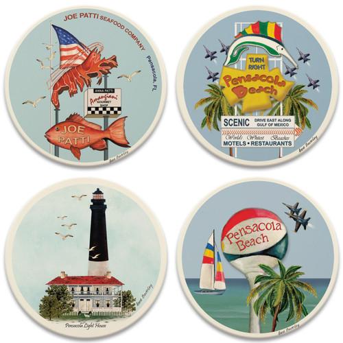 Pensacola Icons