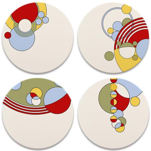 Frank Lloyd Wright® Cabaret Dinnerware Patterns Assortment