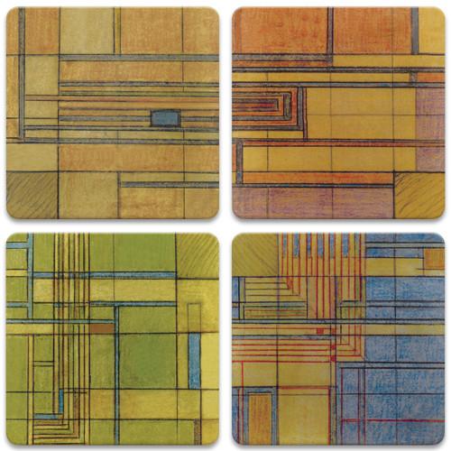 Frank Lloyd Wright® Hillside Rug