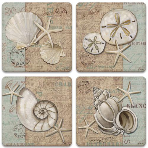 Linen Shells