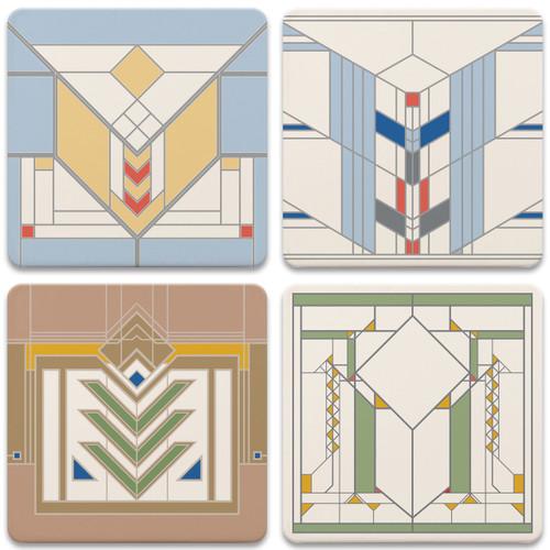 Frank Lloyd Wright® Chevron Designs