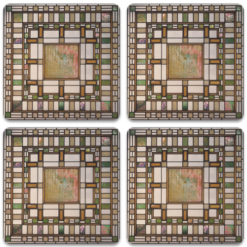 Frank Lloyd Wright® Darwin D. Martin House Pier Cluster Laylight