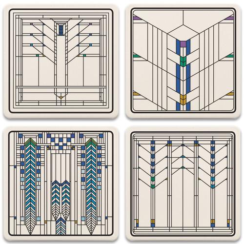 Frank Lloyd Wright® Ennis House Windows