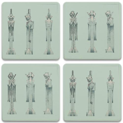 Frank Lloyd Wright® Garden Sprites
