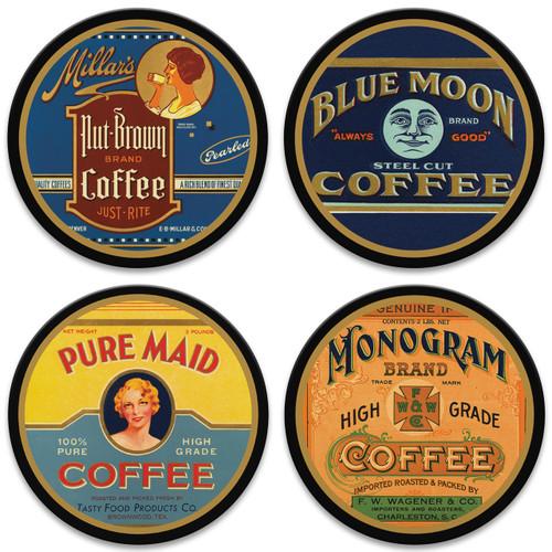 Vintage Coffee Labels